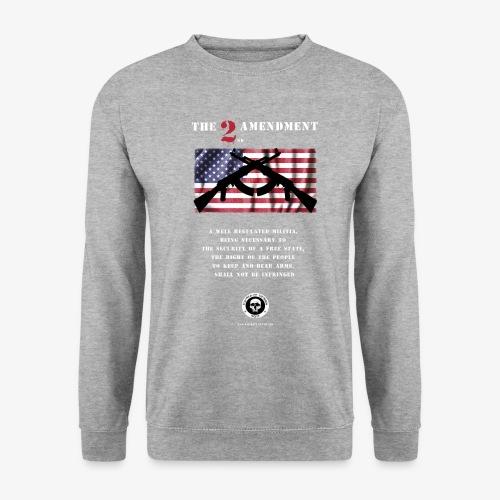 2nd Amendment - Männer Pullover