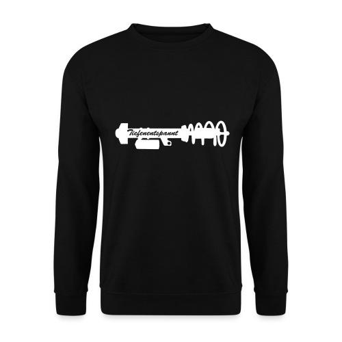 Tiefenentspannt - Männer Pullover