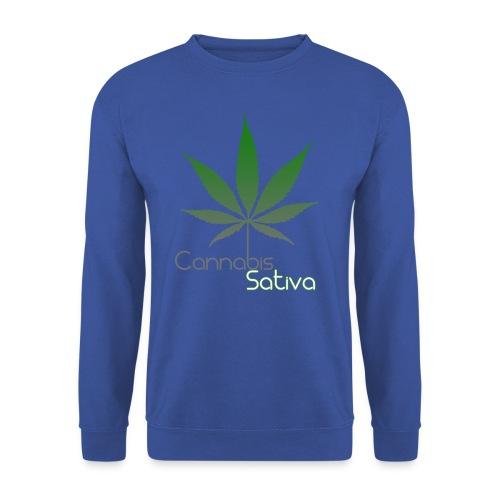 Cannabis Sativa CBD - Unisex Pullover