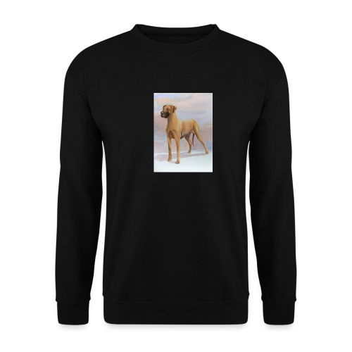 Great Dane Yellow - Unisex sweater