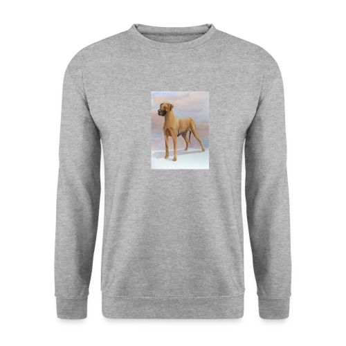 Great Dane Yellow - Unisex sweater