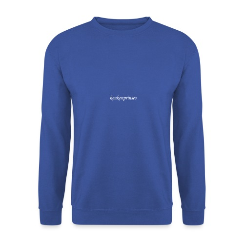 Keukenprinses1 - Mannen sweater