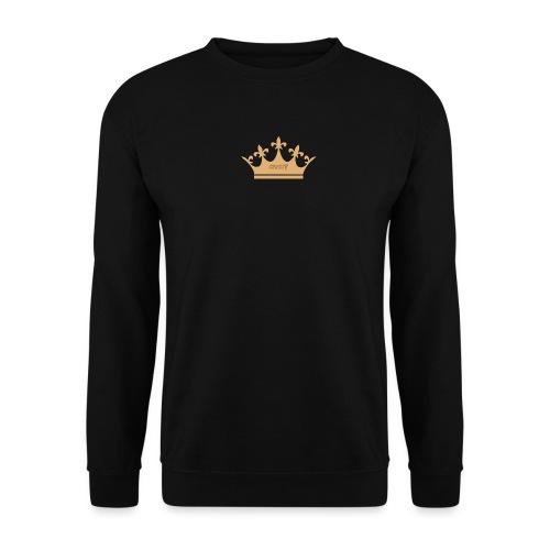 colourcrownLOGO2 png - Unisex Sweatshirt