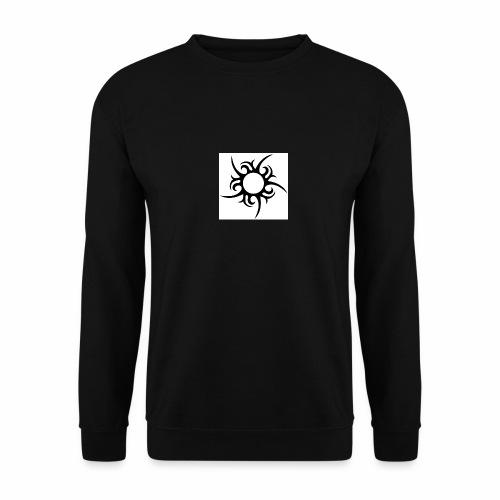 tribal sun - Men's Sweatshirt