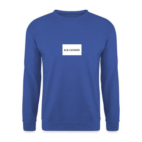 ELIE LEONARD - Sweat-shirt Unisexe