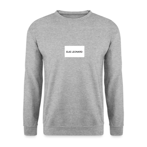 ELIE LEONARD - Sweat-shirt Unisexe