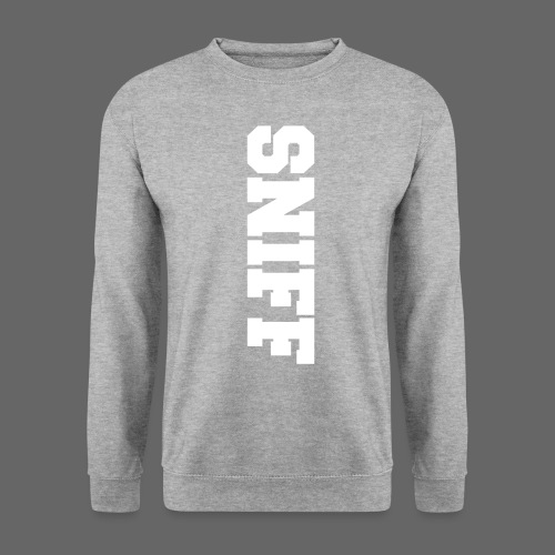 SNIFF png - Unisex sweater