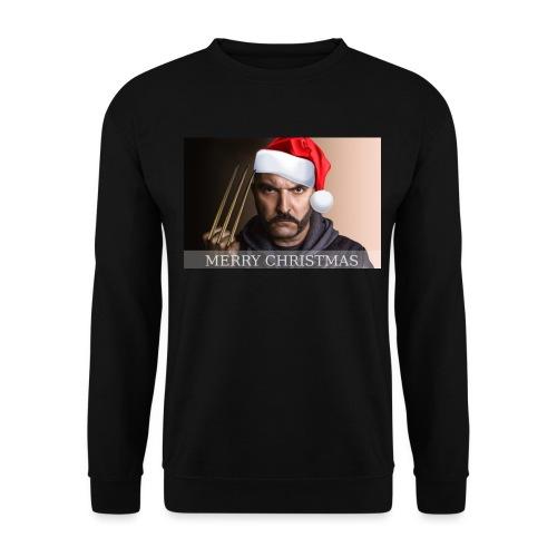 Merry Christmas - Männer Pullover