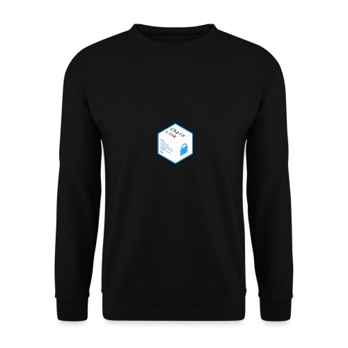 Cryptocurrency - ChainLink - Männer Pullover