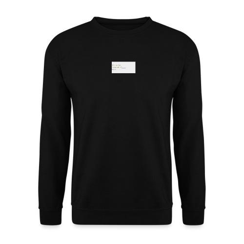 code - Sweat-shirt Unisexe