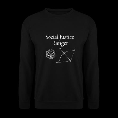 Social Justice Ranger - Men's Sweatshirt
