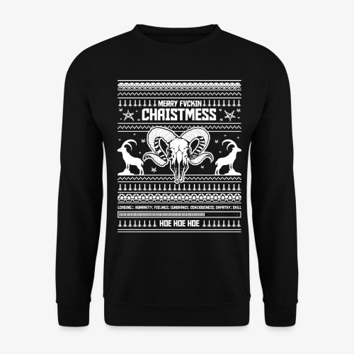 Merry Christmess Sweater - Winter Edition - Männer Pullover