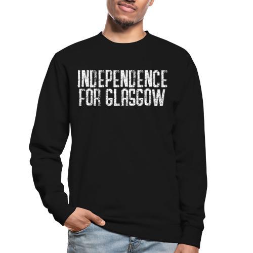 Independence for Glasgow - Unisex Sweatshirt