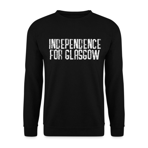 Independence for Glasgow - Men's Sweatshirt