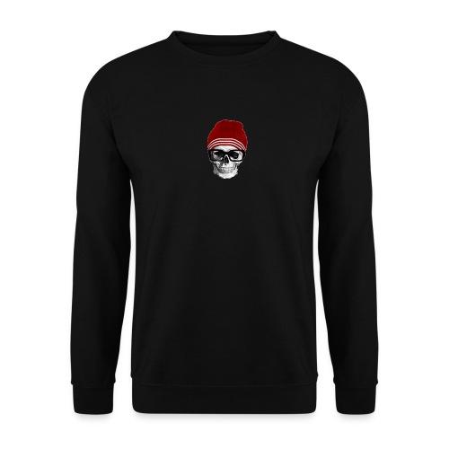 Tête de mort tendance - Sweat-shirt Unisex