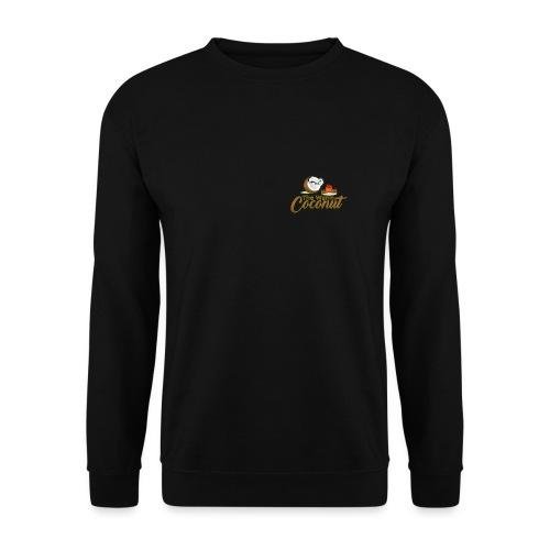 The warm coconut campfire - Men's Sweatshirt