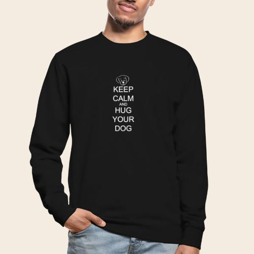 embrasse ton chien - Sweat-shirt Unisexe