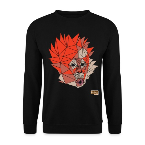 Oppermonkey Driehoek - Unisex sweater