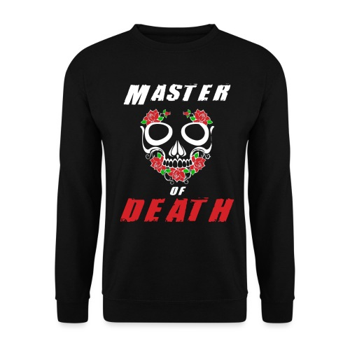 Master of death - white - Bluza unisex