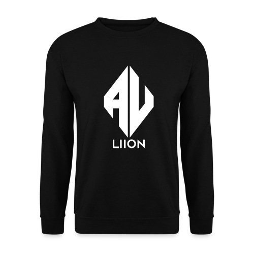 New AveR Liion png - Unisex Pullover