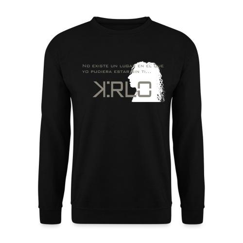Camisetas Kirlo Sin Ti - Sudadera hombre