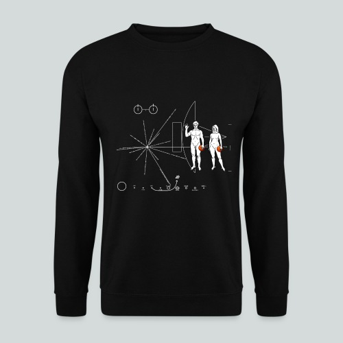 Basketball Pioneer Plaque - Sweat-shirt Homme