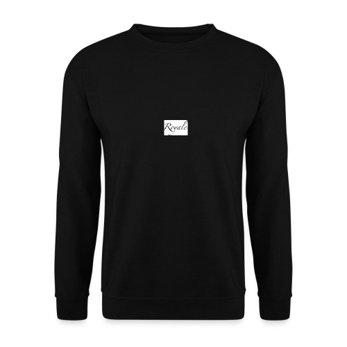 Royal - Unisex sweater