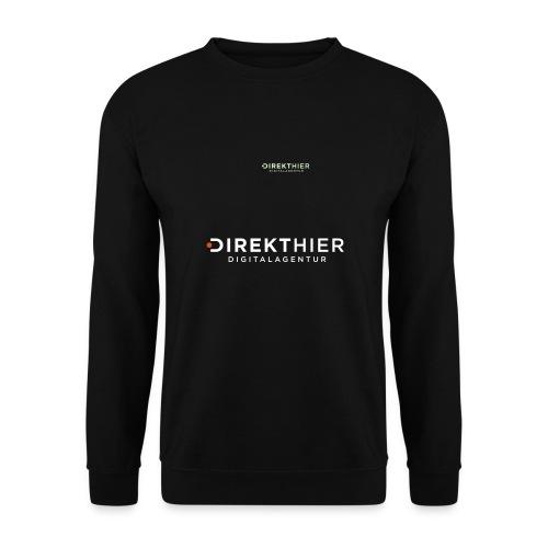DIREKTHIER Logo - Männer Pullover