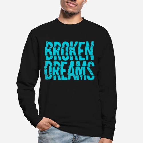 geplatzte Träume - Unisex Pullover