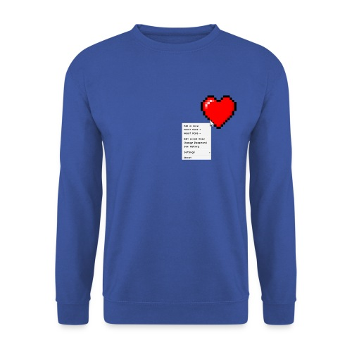Options of the heart - Unisex sweater