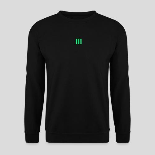 III Logo - Men's Sweatshirt