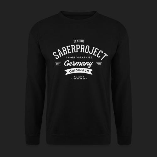 SP Originals - weiß - Männer Pullover