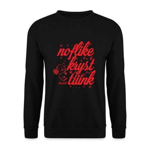 Noflike kryst tiiink - Mannen sweater