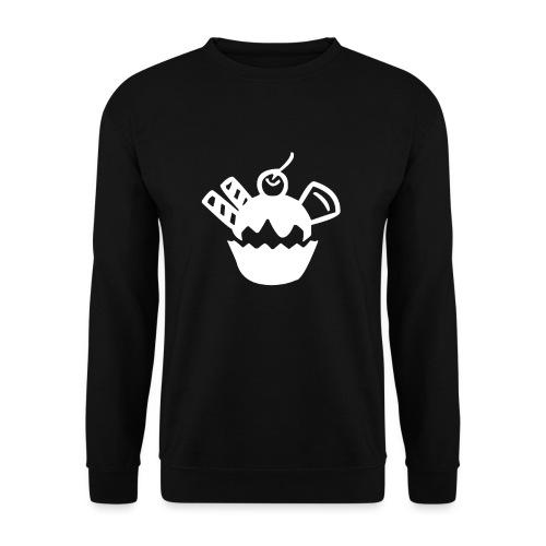 Eis und Eiscreme Symbol - Unisex Pullover