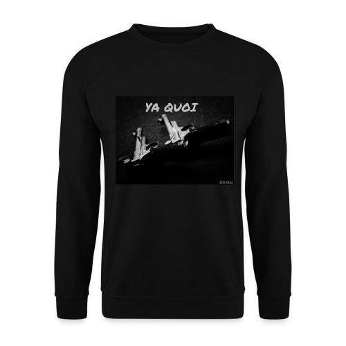 sweat-shirt HLT ya quoi - Sweat-shirt Unisex