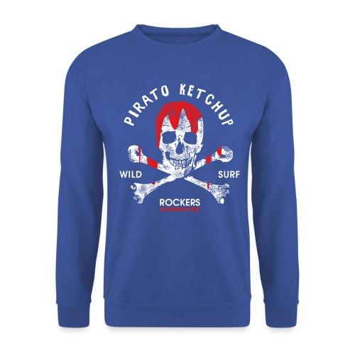 Pirato Ketchup Skull - Unisex Sweatshirt