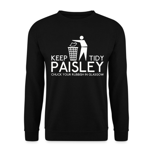 Keep Paisley Tidy - Men's Sweatshirt