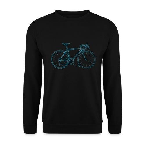 Rennrad Herren Fahrrad Skizze Radsport - Männer Pullover