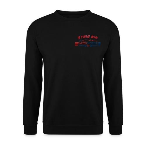 SteigEin Automobile - Männer Pullover