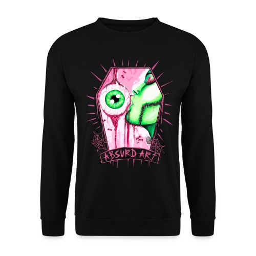 Eye Candy, by Absurd ART - Unisex Pullover