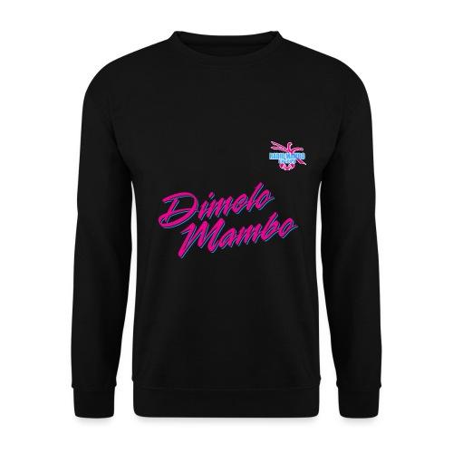 DimeloMambo Pink design - Felpa unisex