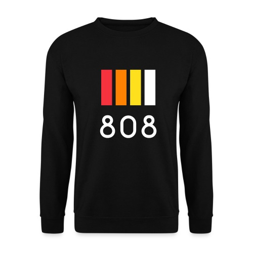 808 drum machine - Unisex Sweatshirt