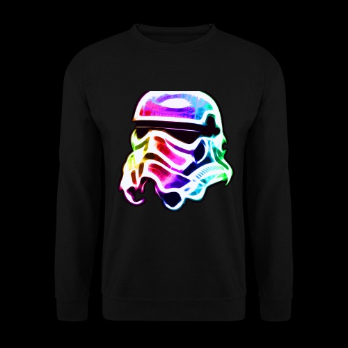 Rainbow Stormtrooper - Men's Sweatshirt