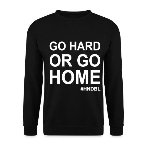 hndbl print gohard - Unisex Sweatshirt