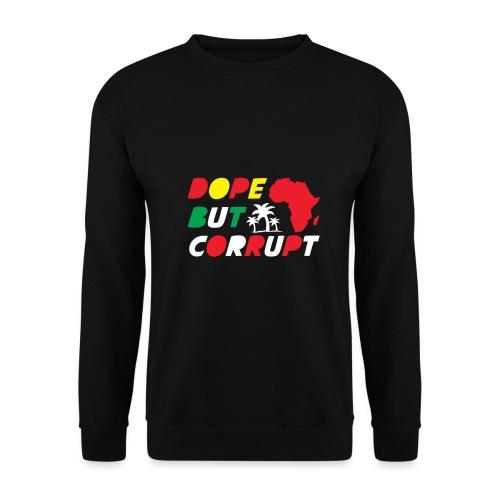 Afrika Africa Afrikaner afro afrikanisch dope - Männer Pullover