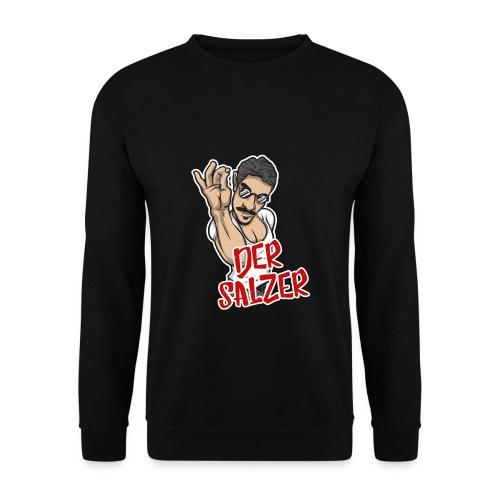 Der Salzer | Grillmeister Tshirt - Männer Pullover
