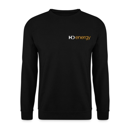 Wit Energy HD-logo - Unisex sweater