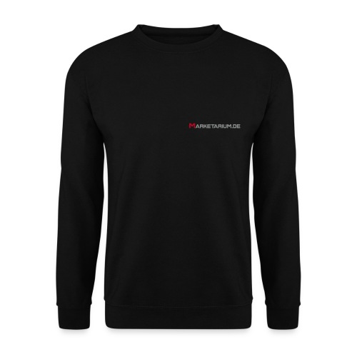 marketarium logo1 vect - Männer Pullover