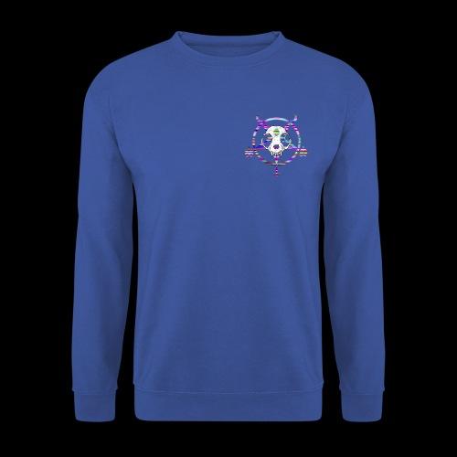 glitch cat - Sweat-shirt Unisexe