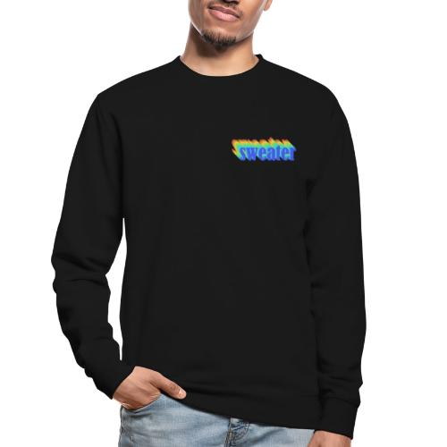 Retro simple sweater - Sweat-shirt Unisexe